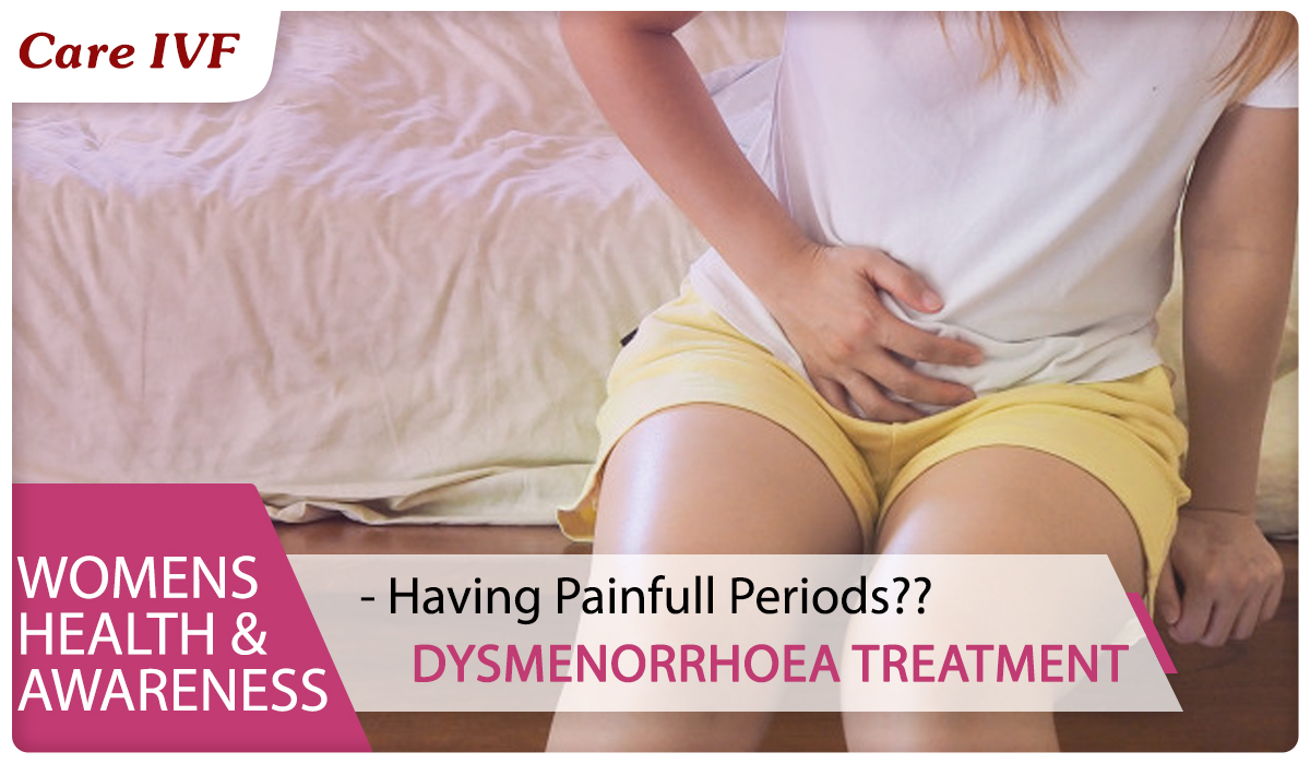 Painful periods or Dysmenorrhoea - an avoidable defect or a cause for concern